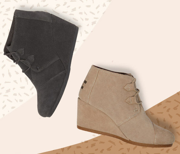 Featured shoes: Women's Kala Booties.