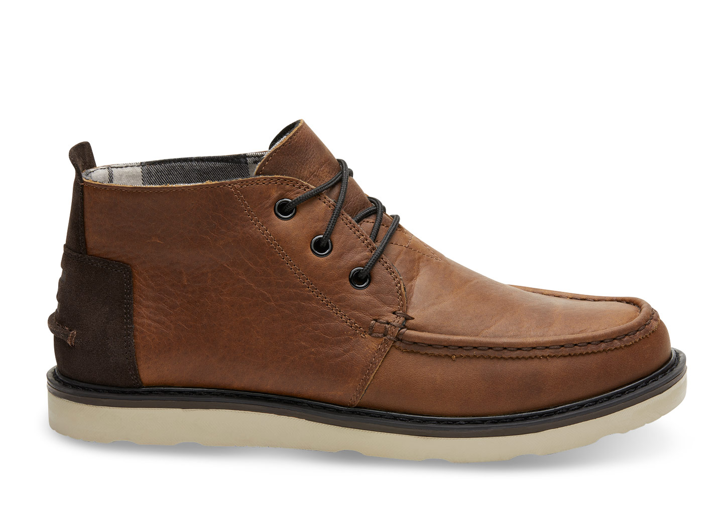 Leather Mens Chukka Boots | TOMS